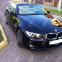 Автомобиль BMW кабриолет 2013 года